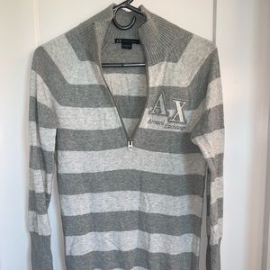 Armani Exchange sweater shirt.